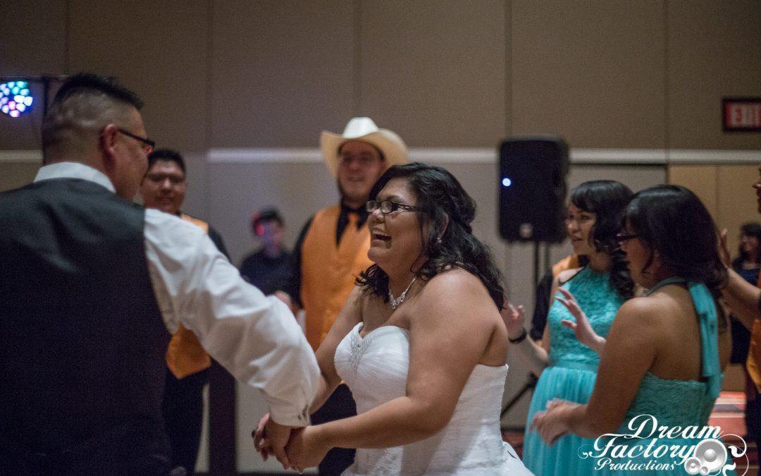 Dennison & Marquitta Wedding