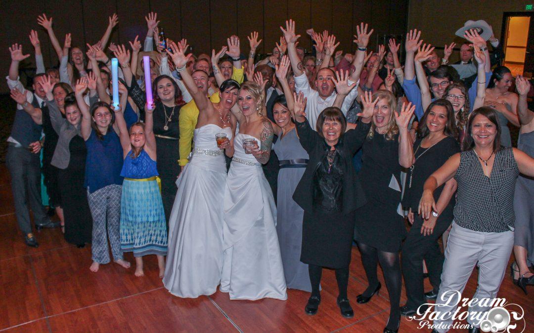 Stacy & Elizabeth Wedding