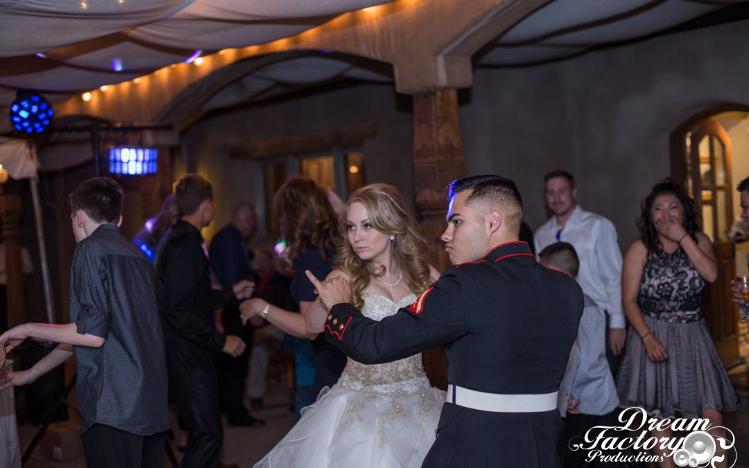 Alexandria & Tyler Wedding